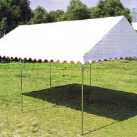 パイプ組立テント