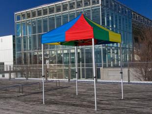 かんたんテント1.8m×1.8m