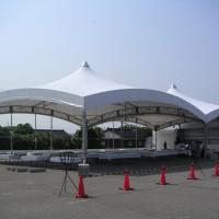 大型テント15m×15m
